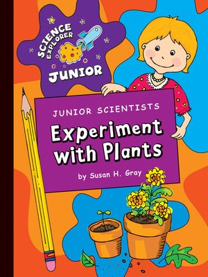cover image of Experiment with Plants