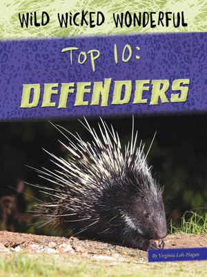 cover image of Top 10 - Defenders