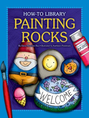 cover image of Painting Rocks