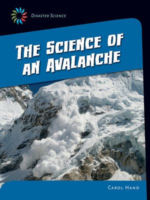 cover image of The Science of an Avalanche