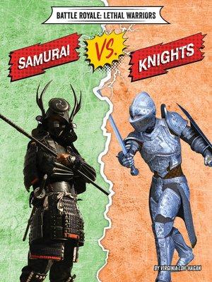 cover image of Samurai vs. Knights