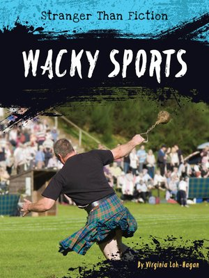 cover image of Wacky Sports