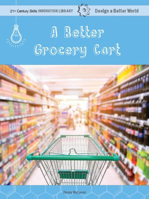 cover image of A Better Grocery Cart