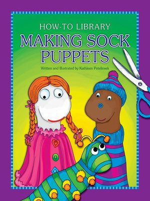 cover image of Making Sock Puppets