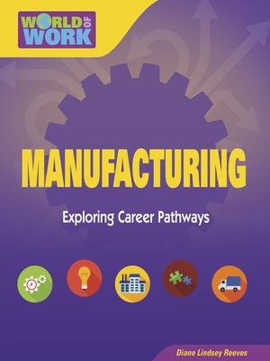 cover image of Manufacturing