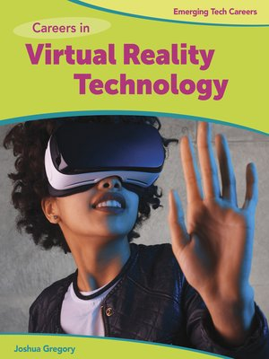 cover image of Careers in Virtual Reality Technology