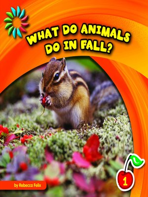 cover image of What Do Animals Do in Fall?