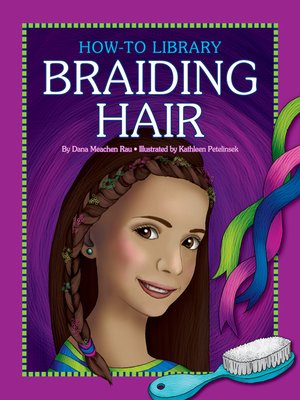 cover image of Braiding Hair