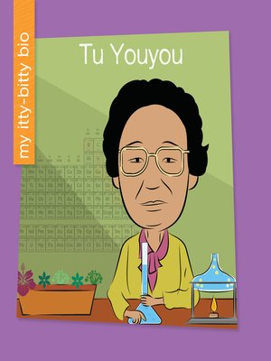 cover image of Tu Youyou
