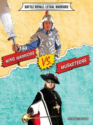 cover image of Ming Warriors vs. Musketeers