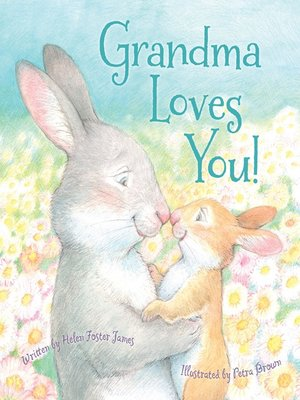 cover image of Grandma Loves You!