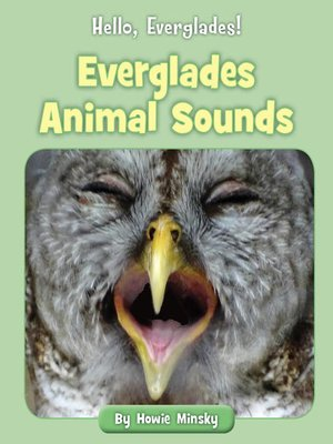 cover image of Everglades Animal Sounds
