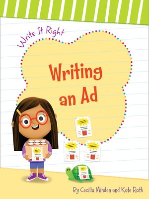 cover image of Writing an Ad