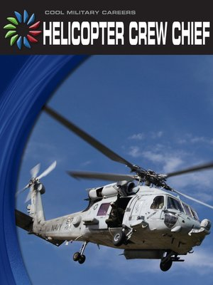cover image of Helicopter Crew Chief
