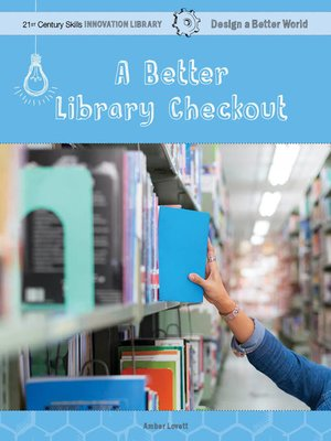 cover image of A Better Library Checkout