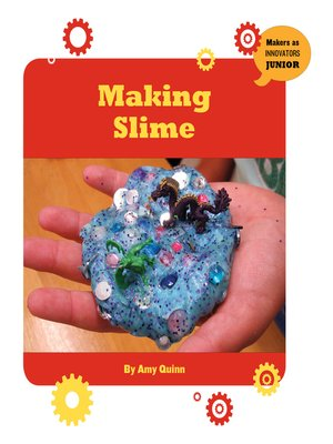 cover image of Making Slime