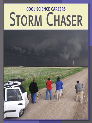 cover image of Storm Chaser