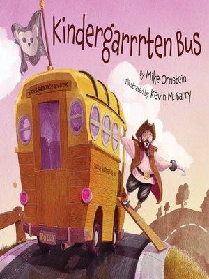 cover image of Kindergarrrten Bus
