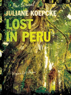 cover image of Juliane Koepcke