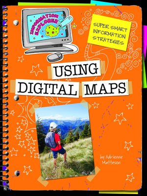 cover image of Using Digital Maps