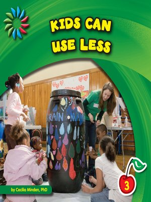 cover image of Kids Can Use Less