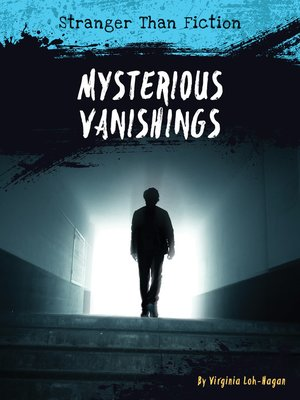 cover image of Mysterious Vanishings