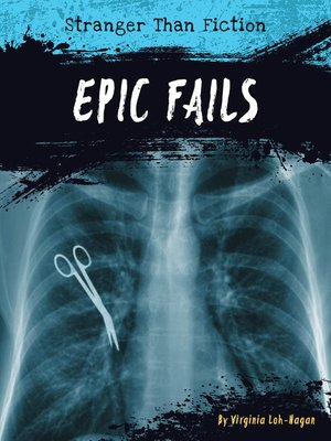 cover image of Epic Fails