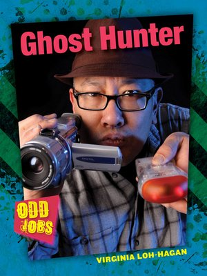 cover image of Ghost Hunter