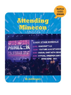 cover image of Attending MINECON