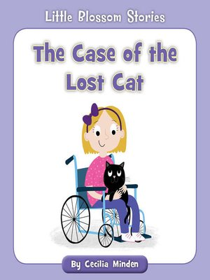 cover image of The Case of the Lost Cat