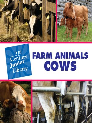 cover image of Cows
