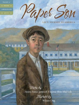 cover image of Paper Son