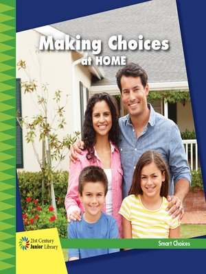 cover image of Making Choices at Home