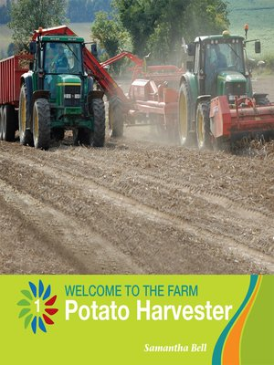 cover image of Potato Harvester