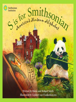 cover image of S is for Smithsonian