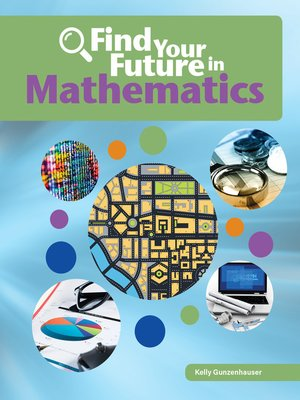cover image of Find Your Future in Mathematics