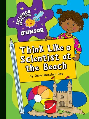 cover image of Think Like a Scientist at the Beach