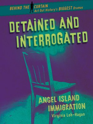 cover image of Detained and Interrogated