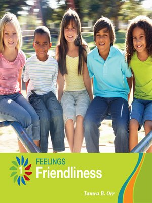 cover image of Friendliness