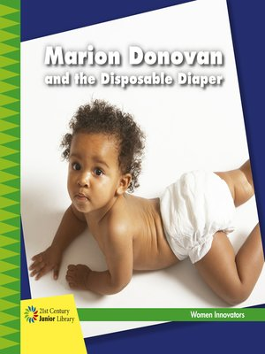cover image of Marion Donovan and the Disposable Diaper