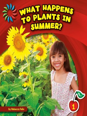 cover image of What Happens to Plants in Summer?