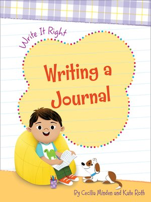 cover image of Writing a Journal