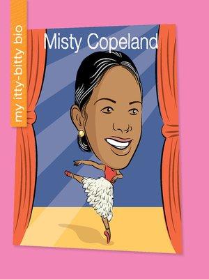cover image of Misty Copeland