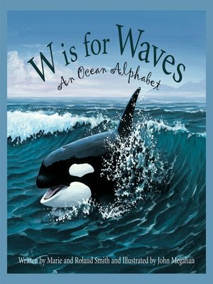 cover image of W is for Waves