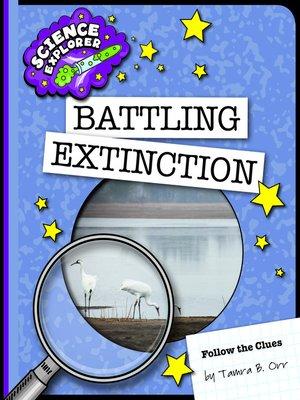 cover image of Battling Extinction