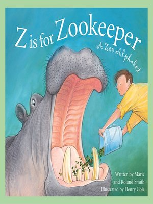 cover image of Z Is for Zookeeper