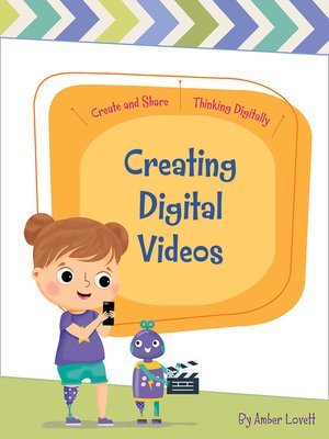 cover image of Creating Digital Videos