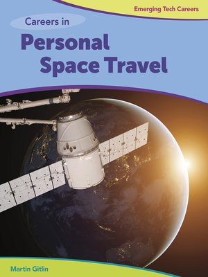 cover image of Careers in Personal Space Travel