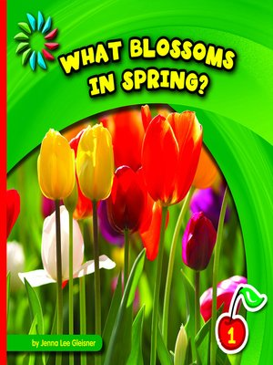cover image of What Blossoms in Spring?