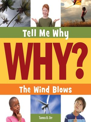 cover image of The Wind Blows